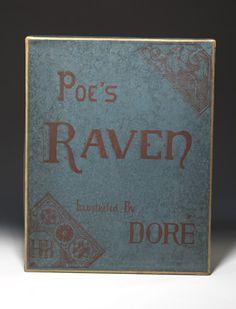 rare first edition books photo list | Edgar Allan Poe - Raven - First Edition | Bauman Rare Books