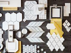 Walker Zanger   Love this tile for a backsplash or floor design