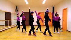 "Joey&Rina ""Danse Le Cha Cha"" | IMPARA I PASSI | Balli di Gruppo 2014 Lin..."