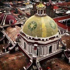 La Catedral Puebla