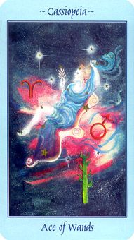 The Celestial Tarot Deck