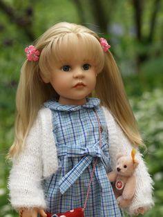 Götz Steiff Doll GISELLE Photo Petra J
