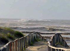 Praia do Cassino. Rio Grande, Rio Grande do Sul, Brasil.