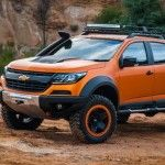 2016 Chevrolet Colorado Xtreme Specs