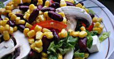 Va prezint o salata pe care o mananc mereu cu aceeasi placere. Este foarte gustoasa si in acelasi timp si consistenta. Ingrediente: s... Cobb Salad, Vegetables, Food, Style, Salads, Swag, Essen, Vegetable Recipes, Meals