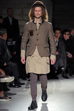 Junya Watanabe Fall 2013 Menswear Collection