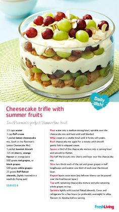 <3 To Have A Summery #Christmas Here In SA?! This Oh So Fancy #cheesecake