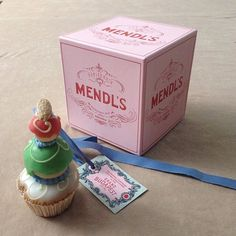 The Grand Budapest Hotel Mendl's