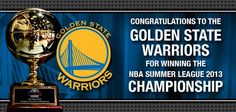 Congratulations to the #Warriors for winning the #NBASummerLeague Championship Game over the #Suns 91-77