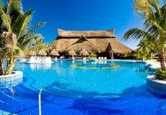 Catalonia Royal Tulum all-inclusive resort, Mayan Riviera, Mexico #vacation