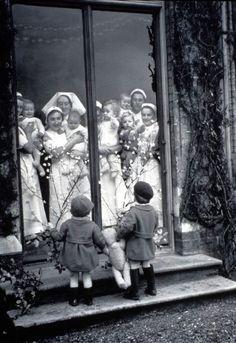 Orfanato em Londres…