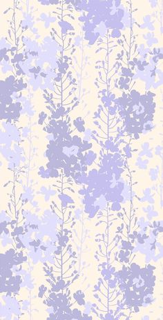 Delicate Lilac Flowers by Olga Shashok