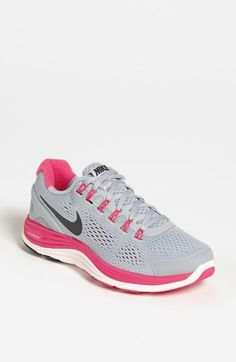 9c315daaa21 Nike  LunarGlide+ 4  Running Shoe (Women) Hip Hop Wear