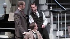 """A clip from Cleveland Play House's production of Lillian Hellman's """"The Little Foxes,"""" running September 12 - October 5, 2014 in the Allen Theatre at PlayhouseSquare. The clip features Cameron Folmar as Ben, Jerry Richardson as Oscar and Nick Barbato as Leo. Directed by Artistic Director Laura Kepley. Videography by Justin Nemecek."""
