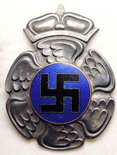 Suomi (Finland) Pilot Badge Air Force Uniforms, Finnish Air Force, Historical Images, Korean War, World War Ii, Finland, Ww2, Badge, Pilot