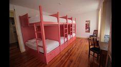Dorm for girls, Female Dorm, Hostel Girl - Hub New Lisbon Hostel