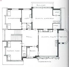 Moderne landhuizen. Huize