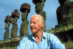 Thor Heyerdahl became notable for his Kon-Tiki expedition, in which he sailed 8,000 km (5,000 mi) across the Pacific Ocean in a self-built raft from South America to the Tuamotu Islands in 1947. The expedition was designed to demonstrate that ancient people could have made long sea voyages, creating contacts between apparently separate cultures.