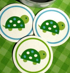 turtles Cute Turtles, Baby Turtles, My Favorite Color, My Favorite Things, Phone Themes, Arts And Crafts, Paper Crafts, Turtle Love, Turtle Party