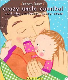 inappropriate children's books | 35 Most Inappropriate Children's Book Covers | DailyCognition