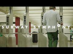 """NYの地下鉄に温かなメロディーを。20年間温めてきた""""サブウェイ・シンフォニー""""を、ハイネケンがサポート"""