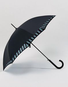 Find the best selection of Fulton Bloomsbury 2 Block Stripe Umbrella. Shop today with free delivery and returns (Ts&Cs apply) with ASOS! Fulton Umbrella, Black Umbrella, Asos Outlet, Ladies Umbrella, Cheap Accessories, Heritage Brands, Rain Wear, Bloomsbury, Stripes Design