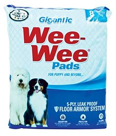 Four-Paws-Wee-Wee-Gigantic-Dog-Housebreaking-Pads