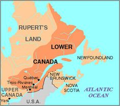 Lower Canada is the southern portion of present-day Québec, existing as a… Louis Joseph Papineau, Province Du Canada, Capital Of Canada, Newfoundland Canada, Social Class, Fur Trade, Historia, American History, Canadian Horse