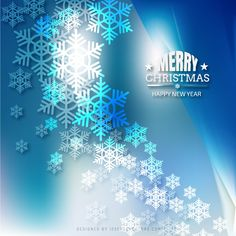 Blue Christmas Snowflakes Background Design Blue Background Wallpapers, Light Blue Background, Blue Backgrounds, Winter Backgrounds, Christmas Background Vector, Background Design Vector, Free Christmas Backgrounds, Free Vector Backgrounds