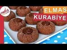 Yılın en bomba kurabiye tarifi ELMAS KURABİYE - Kolay ve değişik tarif - YouTube