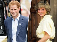 Prince Harry Says Princess Diana Sparked His Charity Work Photo (C) GETTY