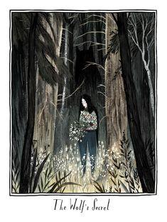 Julia Sarda, «The Wolf's Secret»