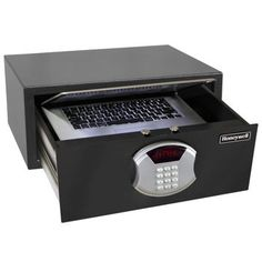 Honeywell 0.64CuFt Digital Pull-out Steel Security Safe