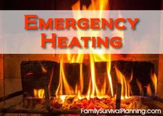 Stay warm during a winter power outage. Great storage tip for extra blankets! Info on propane heaters.
