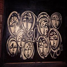 faces Meatpacking NYC | A CHAO DESIGN travels #mimpilivelove