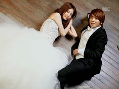 Photo of Seohyun & Yonghwa - Wedding picture  for fans of We got married.