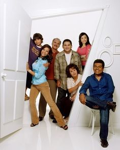 The George Lopez Show was one of my favorite shows growing up.  :)