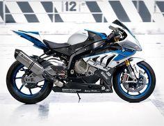 BMW HP4 | Packs a 1000cc motor that pumps out an impressive 193 horsepower.