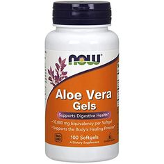 NOW Supplements, Aloe Vera (Aloe barbadensis) mg, Supports Digestive Health*, 100 Softgels Fast Weight Loss, How To Lose Weight Fast, Aloe Vera Capsules, Aloe Vera Supplement, Aloe On Face, Organic Aloe Vera, Medical Prescription, Natural Supplements, Drying Herbs