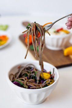 Miso Noodle Bowl wit