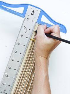 How to cut window shades down to size