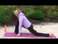 ▶ Yoga for Beginners - How to do Yoga with Dr. Melissa West: Namaste Yoga Episode 101 - YouTube