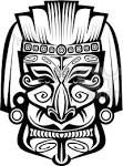 African masks coloring pages - Coloring Pages & Pictures - IMAGIXS