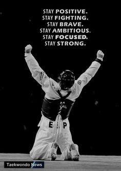El taekwondo es el deporte que mas me gusta de todos, me encanta practicarlo. Me hace sentir libre y lleno de energía.