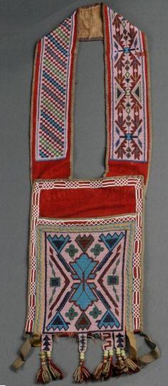 Great Lakes Cloth Bandolier Bag