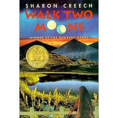 "Sharon Creech, Walk Two Moons ""It seems to me that we can't explain all the truly awful things in the world like war and murder and brain tumors, and we can't fix these things, so we look at the frightening things that are closer to us and we magnify them until they burst open....It is a relief to discover that although there might be axe murderers and kidnappers in the world, most people seem a lot like us: sometimes afraid and sometimes brave, sometimes cruel and sometimes kind."""