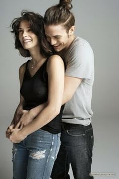 Ashley Greene & Jackson Rathbone - this is my favorite Twilight couple, love them both!