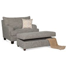 Serta Upholstery Cuddle Chair