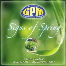 GPM Signs of Spring Photo Contest, 3/30/15 - 4/27/15 #NASA