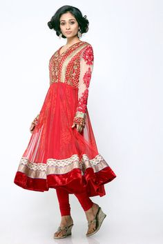 Jaipur Red Bandhni Print